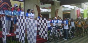 Pembukaan Kompas Bali Bike