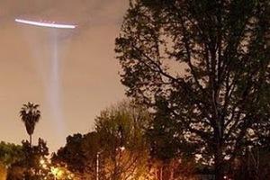 UFO muncul di China